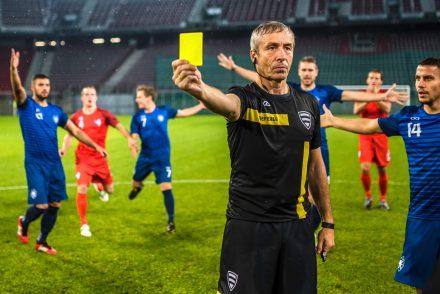direitos do árbitro de futebol