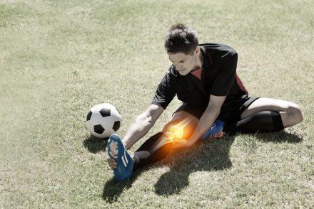 lesões em atletas