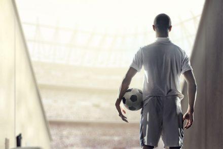 sonho de ser jogador de futebol