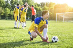 jogador de futebol profissional