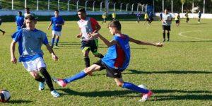 futebol de base no Brasil
